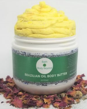 Brazilian Nut Whipped Body Butter (2)