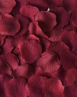 Artificial Silk Rose Petals Scented or Non Scented